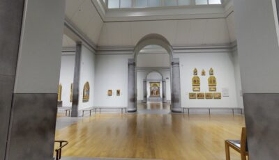 The National Gallery (Sainsbury Wing) 3D Model
